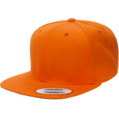 Кепка FlexFit Classic Snapback Orange