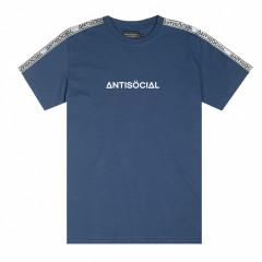 Футболка Antisocial Stripe Blue