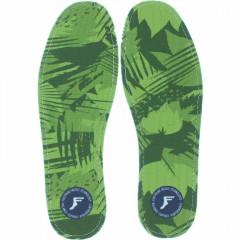 Стельки Footprint Kingfoam Flat Low Green Camo