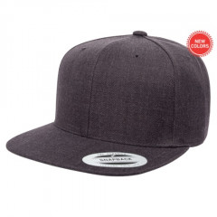 Кепка FlexFit Classic Snapback Dark Heather