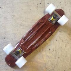 """Круизёр Virage Skateboards Parquet Texture 22"""""""